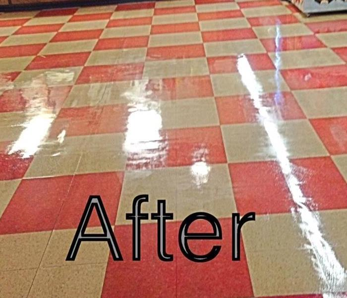 1970's Flooring Strip and Seal  After