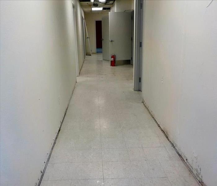 Commercial Property Damage Cleaning After