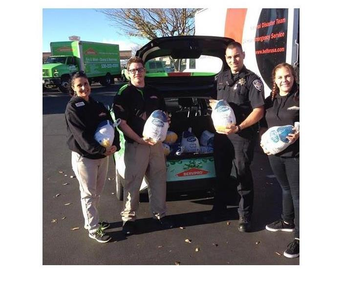 2016 Shasta County food drive