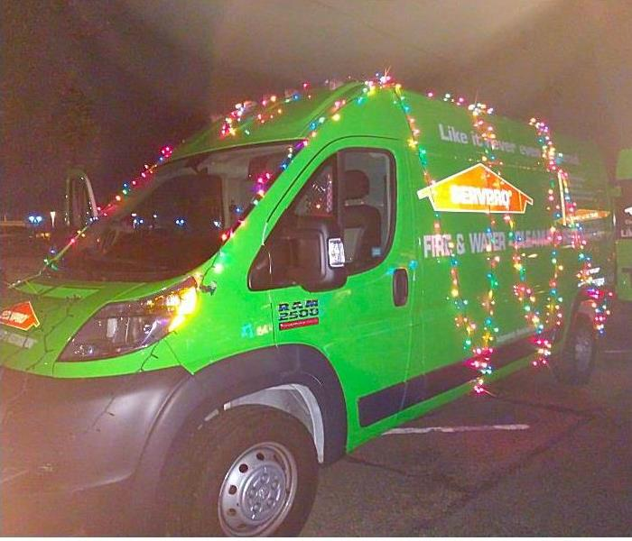 2017 Redding Lighted Christmas Parade