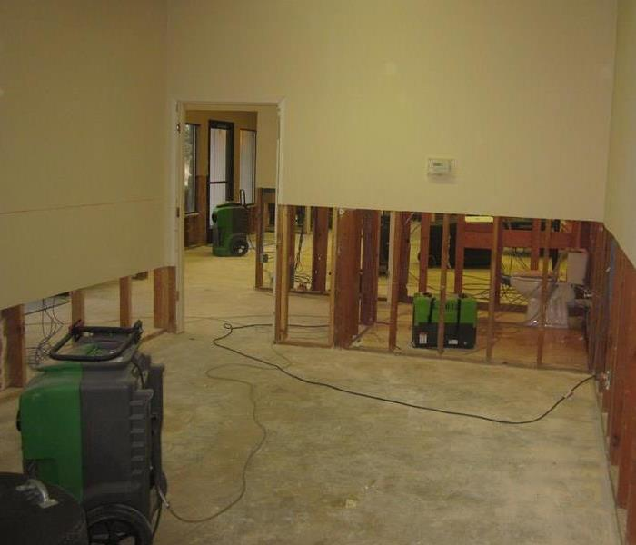 Commercial Water Damage Redding, CA
