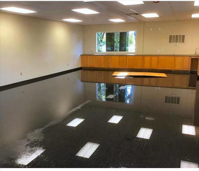 Commercial Commercial Water Damage Restoration Services