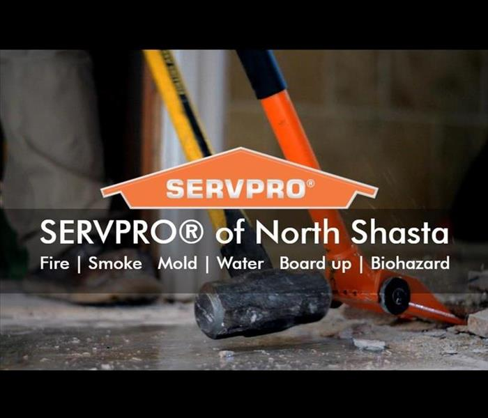 Redding and Shasta County Restoration Services