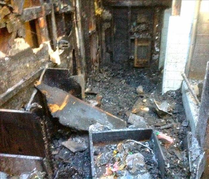 Fire Damage SERVPRO Recommends Fire Damage Cleanup and Restoration Tips!