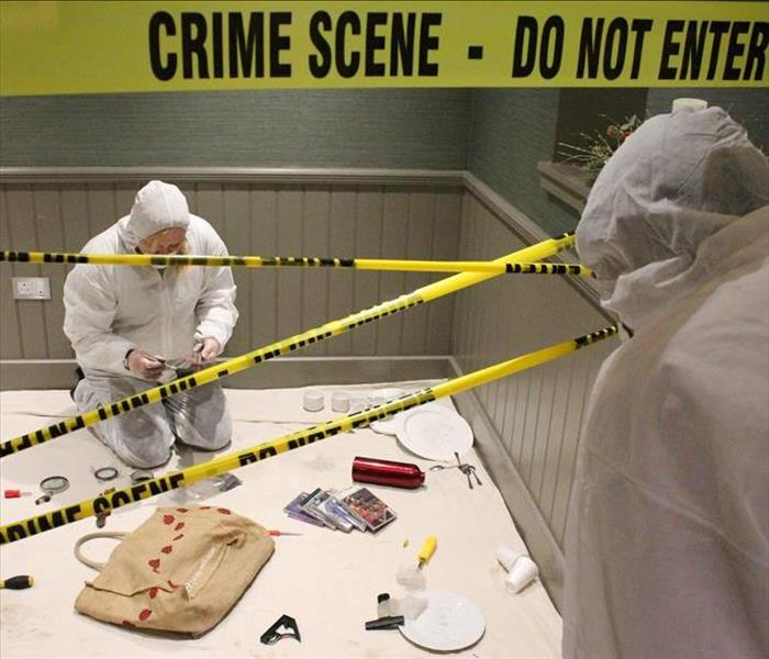 Biohazard The 5 Myths of Crime Scene Cleanup