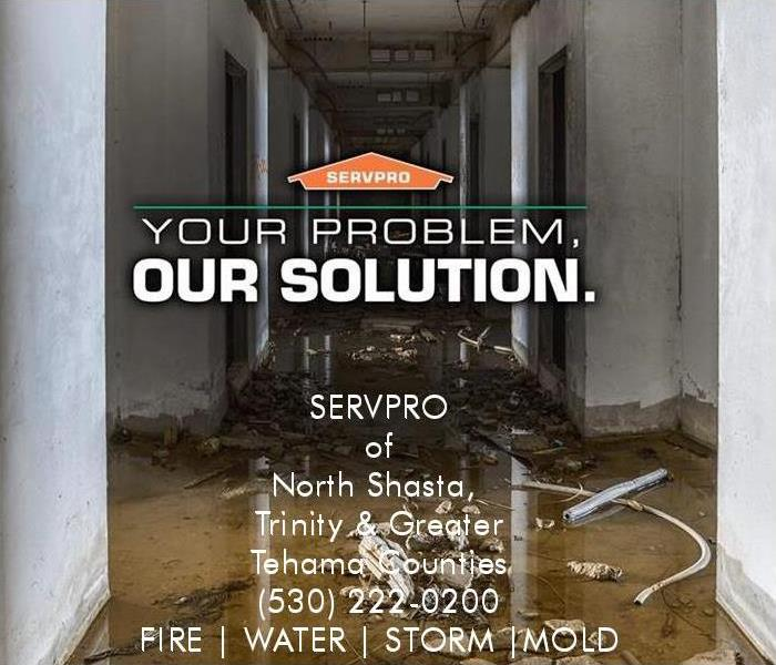 Why SERVPRO Why SERVPRO? – Trust, Compassion and Communication