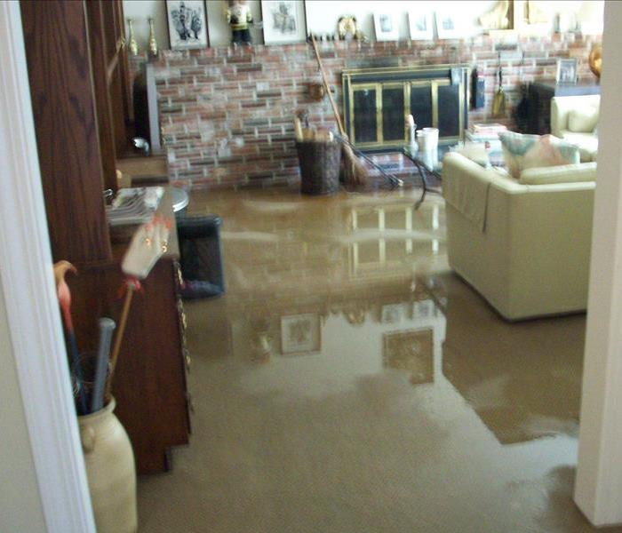 Water Damage Restoration Response: Fire vs. Water