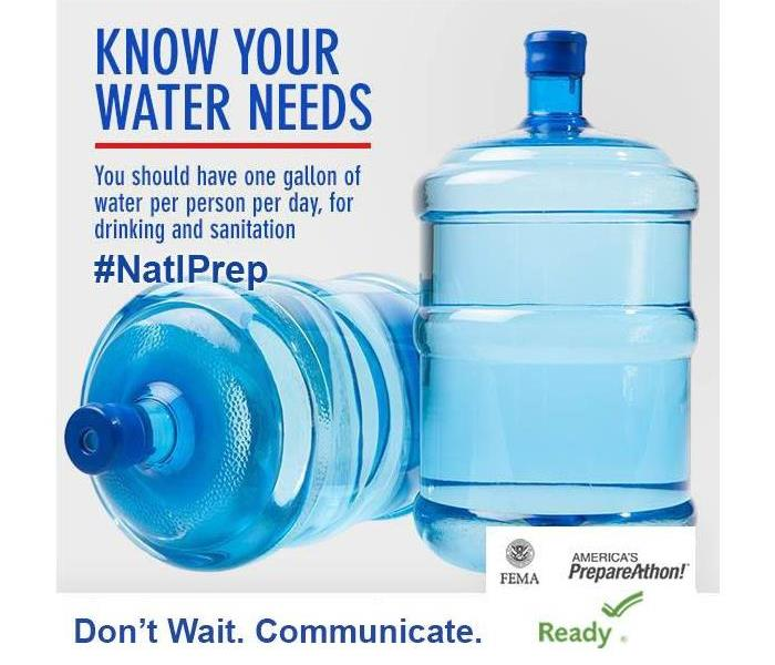 Commercial National Preparedness Month - How to Shut Off Utilities During a Disaster