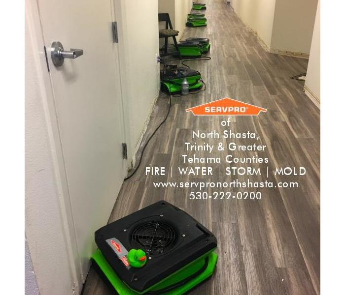 Cleaning SERVPRO Commercial and Residential Cleaning