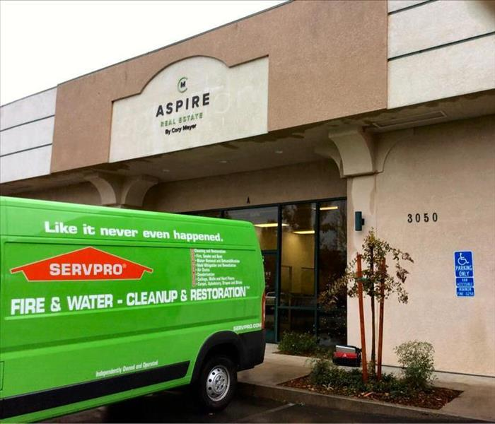 Commercial How SERVPRO Can Benefit Your Redding, California Commercial Business
