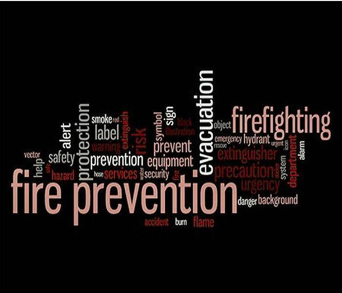 Fire Damage October Fire Safety Month and Your Emergency Escape Plan