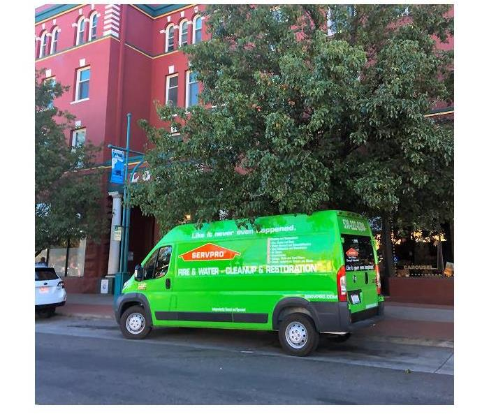Why SERVPRO Why SERVPRO? – Shasta County, California Commercial Fire, Water, Mold Damage Cleaning