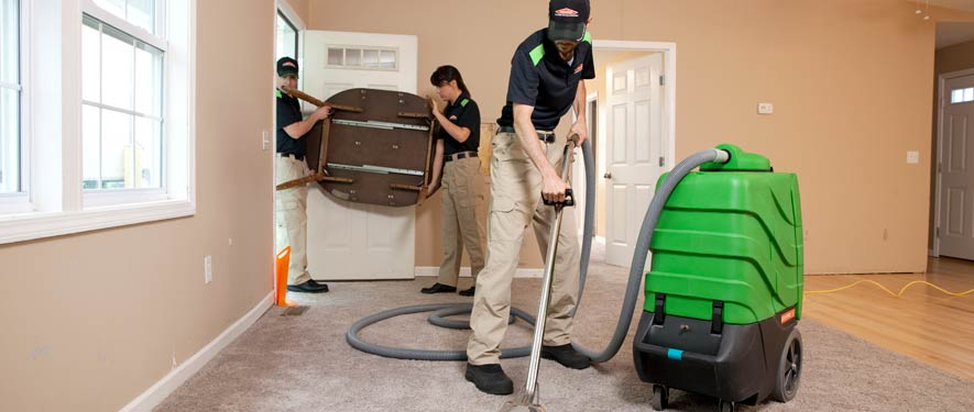 Redding, CA residential restoration cleaning